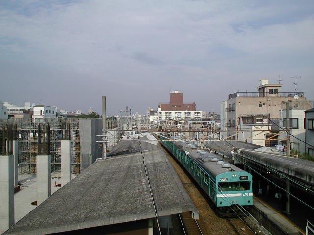 阪和線(日根野区)103系 2000年...
