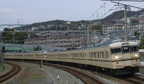 111・113系 福知山線 - Railway ...