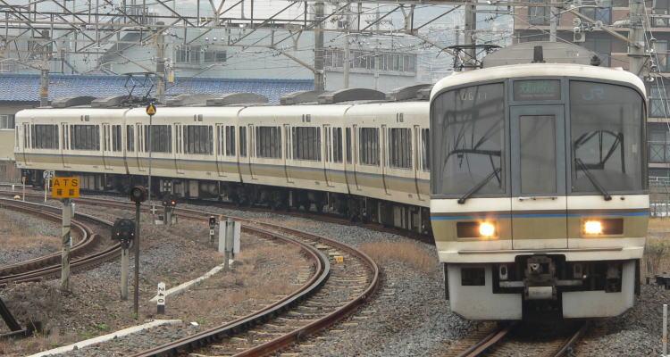221系 | 写真館 | Railway Enjoy...
