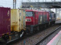 【JR貨物】2070レでEH500-73が無動力回送される